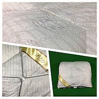 Одеяло  Prestij Дубль два двуспальных одеяла на застежке серо-бежевые