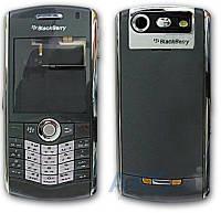 Корпус Blackberry 8110 Pearl Black