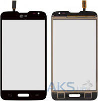 Сенсор (тачскрин) для LG L70 D320, L70 D321, L70 MS323 Original Black