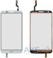 Сенсор (тачскрин) для LG G2 D802, G2 D805 Original White