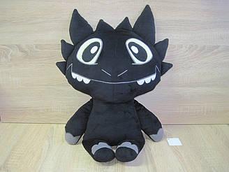 Мягкая игрушка - подушка Дракон Беззубик ручной работы