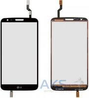 Сенсор (тачскрин) для LG G2 D802, G2 D805 Black