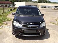 Дефлектор капота (мухобойка) Ford C-Max 2007-2010
