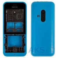 Корпус Nokia 220 Dual Sim Blue