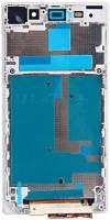 Дисплей (экраны) для телефона Sony Xperia Z1 L39h C6902, Xperia Z1 C6903, Xperia Z1 C6906, Xperia Z1 C6943 + Touchscreen with frame Original White