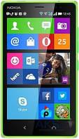 Дисплей (экран) для телефона Nokia X2 Dual Sim + Touchscreen with frame Original
