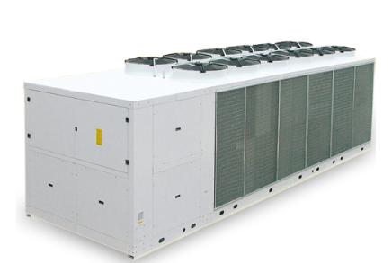 LGK-FC-8202 - водяной чиллер с естественным охлаждением