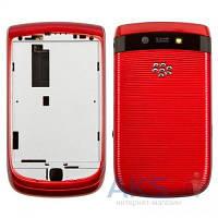 Корпус Blackberry 9800 Red