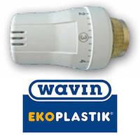 Wavin Ekopastik Вентильная головка термостатическая для радиаторного крана, Чехия