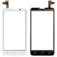 Сенсор (тачскрин) для Prestigio MultiPhone 5300 Duo, Pioneer E90W White