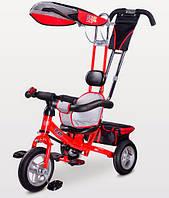 Детский трехколесный велосипед Caretero Derby Red