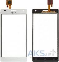 Сенсор (тачскрин) для LG Optimus 4X HD P880 White