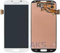 Дисплей (экраны) для телефона Samsung Galaxy S4 I337, Galaxy S4 I9500, Galaxy S4 I9505 + Touchscreen Original White