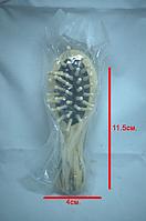 Расческа деревянная (11.5х4см)