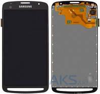 Дисплей (экран) для телефона Samsung Galaxy S4 Active I9295 + Touchscreen Black