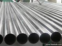Труба нержавеющая пищевая 21.3х2,0 tig круглая матовая AISI 304 сталь нержавейка матовая, доставка по Украине.