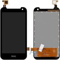 Дисплей (экраны) для телефона HTC Desire 310 Dual Sim + Touchscreen Black
