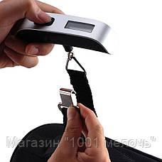 Весы ACS S 004 50KG LCD кантер для багажа, фото 3