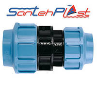 Santehplast Муфта Зажимная Редукционная 63*50