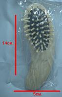 Расческа деревянная (14.5х5см)