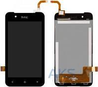 Дисплей (экраны) для телефона HTC Desire 210 Dual Sim + Touchscreen