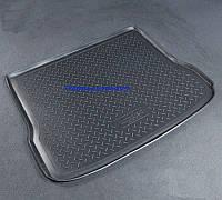 Коврик в багажник Skoda Yeti (09-) полиуретановый