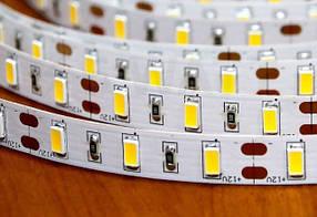 Светодиодная лента Premium SMD 5630/60 12V 2800-3000K IP20 (за 1м) Код 58830