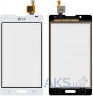 Сенсор (тачскрин) для LG Optimus L7 2 P710, Optimus L7 2 P713 White