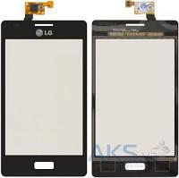 Сенсор (тачскрин) для LG Optimus L5 E610, Optimus L5 E612 Original Black