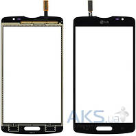 Сенсор (тачскрин) для LG L80 Blanco D373 Original Black