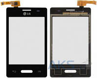 Сенсор (тачскрин) для LG Optimus L3 2 E425 Black