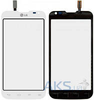 Сенсор (тачскрин) для LG L90 Dual SIM D410 Original White