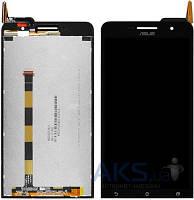 Дисплей (экраны) для телефона Asus ZenFone 6 A600CG + Touchscreen