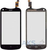 Сенсор (тачскрин) для Acer Liquid E2 Duo V370 Original Black