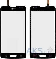 Сенсор (тачскрин) для LG L90 D405, L90 D415 Original Black