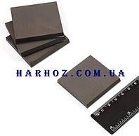 Пластины графитовые/композитные для вакуумного насоса 45x50x5мм
