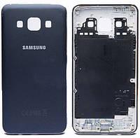 Задняя часть корпуса (крышка аккумулятора) Samsung A300F Galaxy A3 / A300FU Galaxy A3 / A300H Galaxy A3 Original Blue