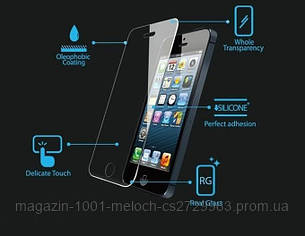 Защитное стекло Apple iPhone 5g 9h, фото 2