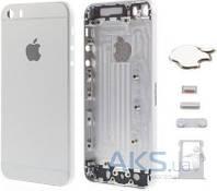 Корпус Apple iPhone 5S в стиле iPhone 6 Exclusive Silver