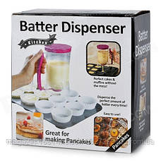 Диспенсер для жидкого теста Batter Dispenser, фото 2