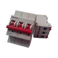 Автоматический выключатель 3п 40А АВаТАР ST15