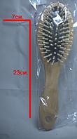 Расческа деревянная (23х7см)