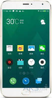 Дисплей (экраны) для телефона Meizu MX4 Pro + Touchscreen White