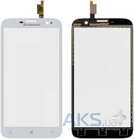 Сенсор (тачскрин) для Lenovo A850 White