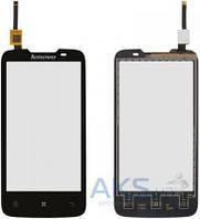 Сенсор (тачскрин) для Lenovo A820 Black