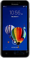 Сенсор (тачскрин) для Lenovo A606 Original Black