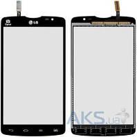 Сенсор (тачскрин) для LG L80 Dual Sim D380 Black