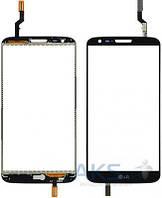 Сенсор (тачскрин) для LG G2 D800, G2 D801, G2 D803, G2 LS980 Black