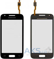 Сенсор (тачскрин) для Samsung Galaxy Ace 4 G313HN, Galaxy Ace 4 Duos G313HU Original Black