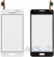 Сенсор (тачскрин) для Samsung Galaxy Grand Prime LTE G530F, Galaxy Grand Prime G530H White